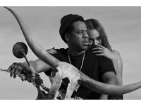 Beyonce & jayz on the run tour 13th june Manchester etihad stadium