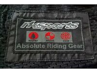 MOTORCYCLE PROTECTIVE JACKET XL