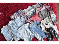 0-3 months baby clothes unisex bundle £12