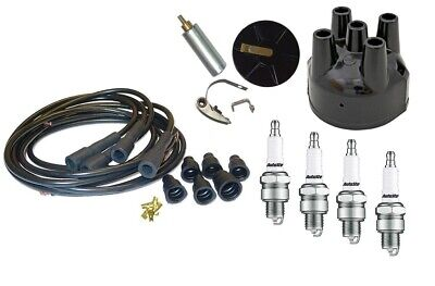 Complete Tune Up Kit Ih Farmall A B C H M Tractors With H4 Magneto