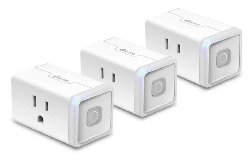 TP-Link Kasa smart plug 3-pack HS103 works w/ Alexa, Google Home (free shipping)