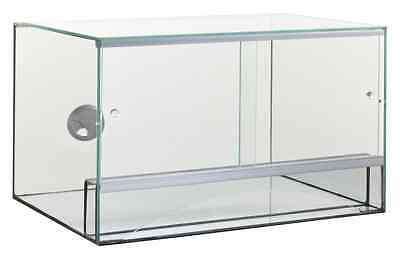 DIVERSA Vivarium Terrarium Three Sizes Avaliable, All glass with Ventilation