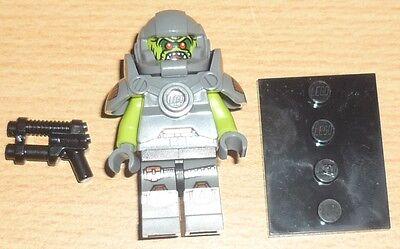 Lego Sammelfigur Serie 9 Alien-Krieger mit Waffe (Lego Krieger Waffen)