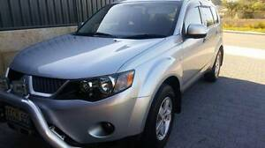 2008 Mitsubishi Outlander Wagon Yanchep Wanneroo Area Preview
