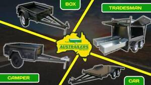 ALL TYPES OF TRAILERS FOR SALE CLONTARF - GREAT PRICES - BUY DIRE