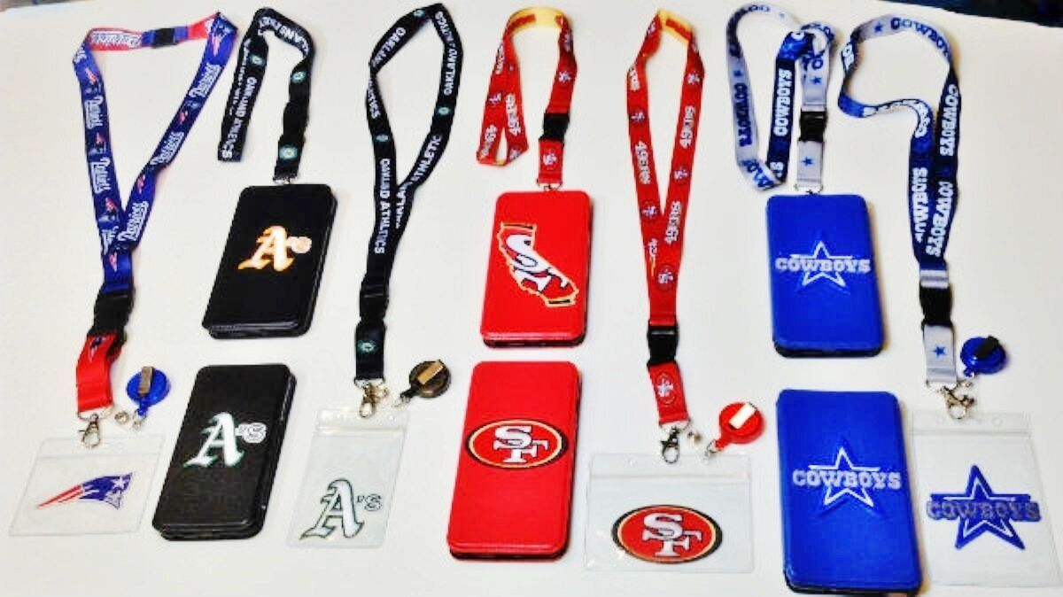 Leather Cell Phone Cases / Lanyards