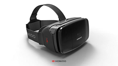 Homido V2 Virtual Reality 3D VR Headset Iphone/Android FAST FREE SHIPPING
