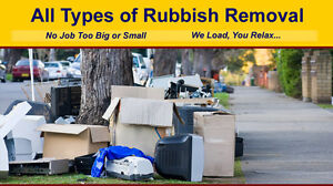 Sydney Cheap Rubbish Junk Removal,Delivery Pick Up Sydney City Inner Sydney Preview