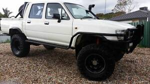1992 Toyota Hilux Ute Old Noarlunga Morphett Vale Area Preview