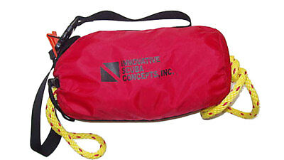 Throw Bag Rescue 75ft Rope Kayak Safety Boat Water FL0701