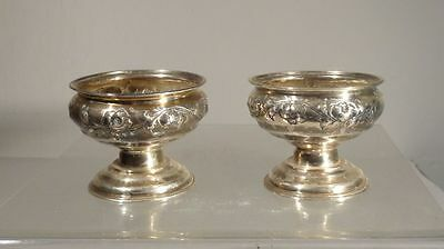 Antique Silver Sugar Tongs  1830-1850 John Fries Silversmith of Philadelphia  Coin Silver