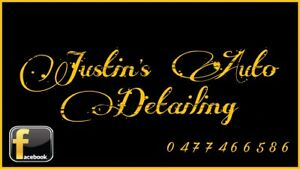 Justin's auto detailing
