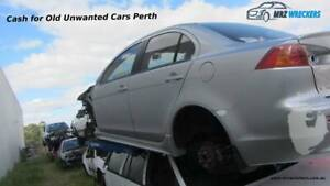 Wanted: Cash for Old Unwanted Cars Perth
