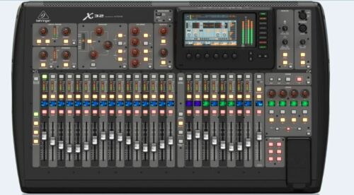 Behringer X32 40-Input, 25-Bus Digital Mixing Console + Warranty