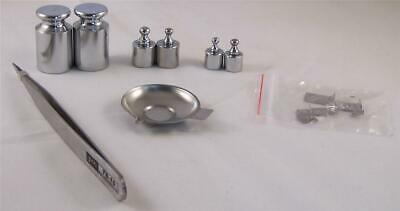 Scale Calibration Weight Kit 16 Pc Set No Box