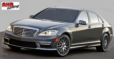 Chiptuning Mercedes Classe S w222 S 350 BlueTec 190 kW 258ps TUNING