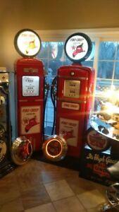 Gas Pumps Metals