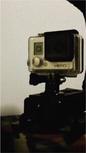 GoPro hero 3 with lcd touch bac  Cambridge Kitchener Area image 1