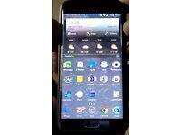 Samsung Galaxy S6 Edge+ 64GB black & wireless charger + Gear S2 Classic