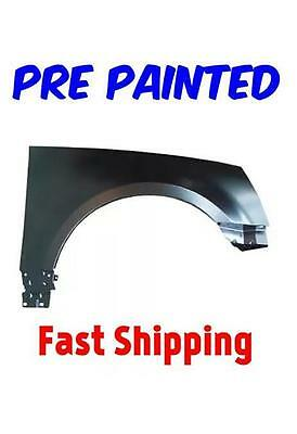 PRE PAINTED Passenger RH Fender for 2004-2009 Cadillac SRX with FREE Touchup