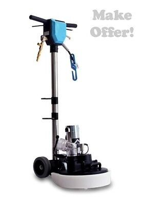 Carpet Cleaning - The T-REX™ Jr. - Ultimate in Total Rotary Extraction.
