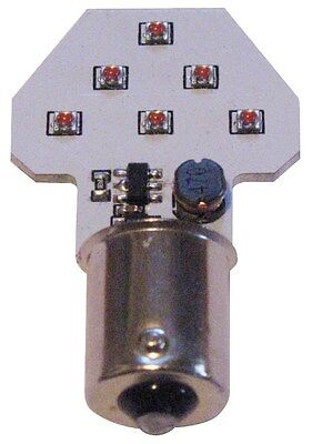 AIRCRAFT NAVIGATION  LED SUPER BRIGHT DROP IN REPLACE STEADY AND STROBE SET OF 3