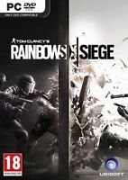 Uplay account w/ Rainbow Six Siege and Watch Dogs Deluxe Edition