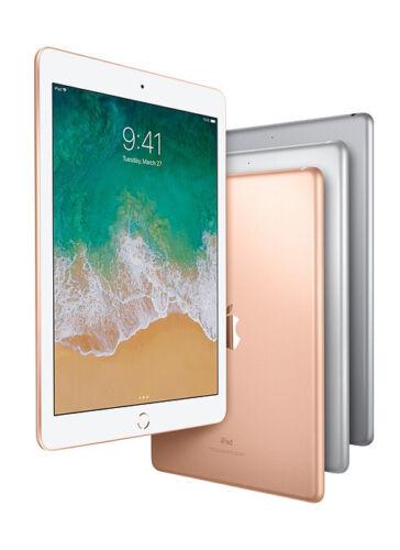 Apple iPad 6th Generation 9.7 Inch 128GB - WiFi + Unlocked 4