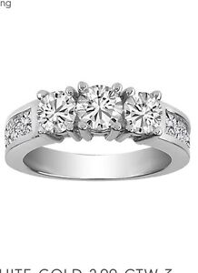 2.00 CTW. Engagement Ring