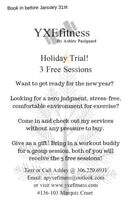 Holiday Trial