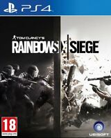Rainbow Six Siege, PS4, New, 1 day early