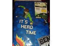 Ben 10 universe curtains