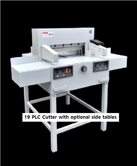 "19.2"" Stack Paper Cutter, at ebmsales, 19 PLC Industrial Des"