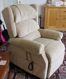 Cosi Recline and Lift Electrically Operated Armchair