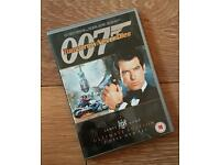 James Bond 007 Tomorrow Never Dies DVD Pierce Brosnan