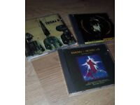 3 x Enigma CDs
