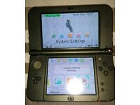 """New Model"" Nintendo 3DS XL - Black"