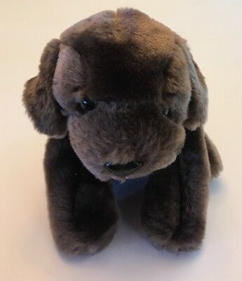 For sale Barbie Pet Doctor Brown Plush Puppy Dog 2006 Interactive Barking Toy