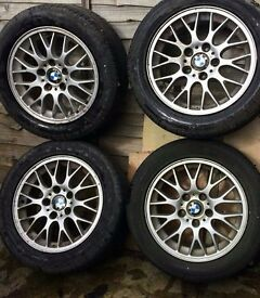"BMW Alloys 16"" £70 series 3 BMW 4X Alloys"