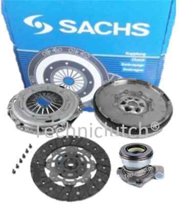 VAUXHALL ASTRA 1.9 CDTI 150 M32 SACHS DMF DUAL MASS FLYWHEEL AND CLUTCH, CSC