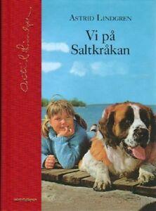 Buch Astrid Lindgren Schwedisch: Vi På Pa Saltkråkan Saltkrokan, svenska NEU