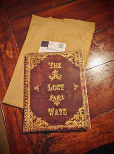 8The Lost Ways Paperback Book Doomsday Prepper Prepping Survivalist The End Days