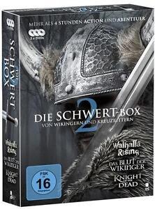 DIE GROSSE SCHWERTER BOX 2 - 3 FILME [3x DVD] - <span itemprop=availableAtOrFrom>Berlin, Deutschland</span> - DIE GROSSE SCHWERTER BOX 2 - 3 FILME [3x DVD] - Berlin, Deutschland