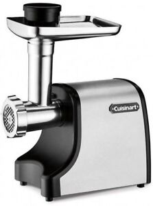 Cuisinart meat grinder MG-100C NEW