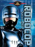 ROBOCOP DVD TRILOGY $20 Moncton New Brunswick Preview