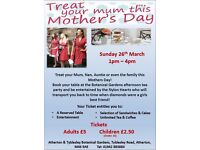 Mother's Day Vintage Tea Party & Entertainment