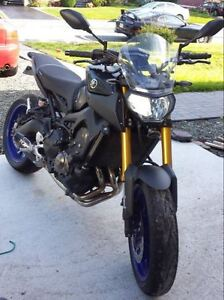 FZ09 with upgrades fo rsale