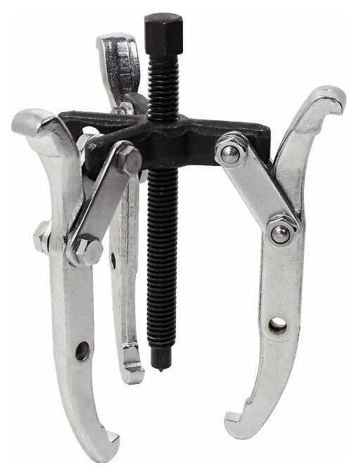 4 INCH 2 OR 3 LEG JAW REVERSIBLE GEAR HUB BEARING PULLER TOOL HEAVY DUTY STEEL