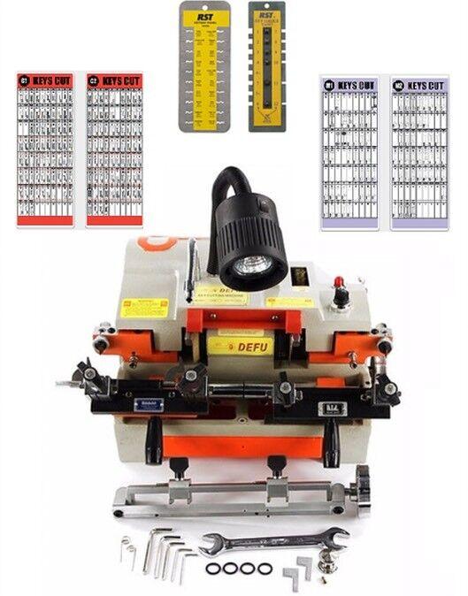 NEW Key Cutting Machine Starter Package