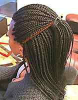 AFRICAN HAIR BRAIDER FOR ALL TYPES OF HAIR